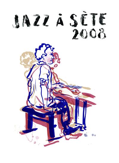 Sète, Jazz à Sète, jazz, brad mehldau